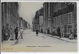 Chateauvillain-Rue De Penthièvre - Chateauvillain