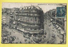 * Marseille (Dép 13 - Bouches Du Rhone - France) * Rue De La République, Tram, Vicinal, Animée, Cinema, Rare - Marsiglia