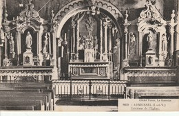 ARBRISSEL  Intérieur De L Eglise - Other Municipalities