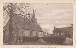 ARBRISSEL  L Eglise Et Le Presbytere - Other Municipalities