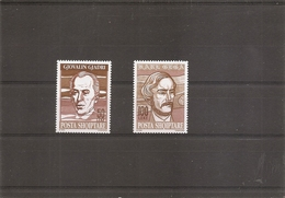 Albanie ( 2308/2309 XXX -MNH) - Albanien
