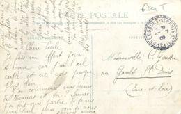 N°624 T -cachet Double Cercle Pointillé -Le Gault St Denis (Eure Et Loir) - Bolli Manuali
