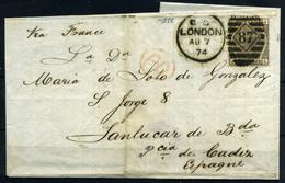 Gran Bretaña Nº 52. Año 1873 - 1840-1901 (Victoria)