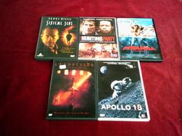PROMO  5 DVD  10 EUROS   REF 95 - Horror