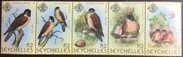 Seychelles 1980 Kestrel Birds MNH - Birds