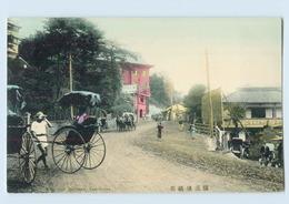 E330/ Jizozaka  Yokohama Jaoan AK Ca.1910 - Unclassified
