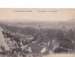 CAVAILLON VUE GENERALE  (chloébis) - Cavaillon