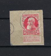 N°74 GESTEMPELD *Wesemael* 1912 COBA € 15,00 SUPERBE - 1905 Grosse Barbe