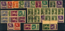 Suiza Nº 12. Año 1924/27 - Gebraucht