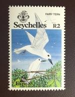 Seychelles 1985 World Expo Only Birds From Set MNH - Birds