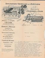 Louviers (Eure) - L'Hermite - Applications Générales De L'acétylène - 1900 – 1949