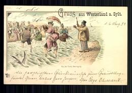 Westerland A. Sylt, Von Der Flut überrascht - Allemagne