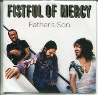Fistful Of Mercy - CD Single Promo - Father's Son - Edizioni Limitate