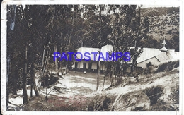 126764 CHILE APOQUINDO CANCHA DE TENIS TENNIS POSTAL POSTCARD - Chile