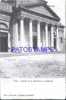 126767 CHILE SANTIAGO CHURCH IGLESIA DE LA DOMINICA POSTAL POSTCARD - Chile
