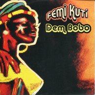 Femi Kuti - CD Single Promo - Dem Bobo - Edizioni Limitate