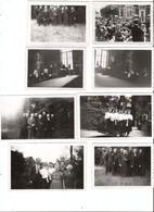 Steenvoorde Lot De 17 Anciennes Photos Missions 1951 - Lieux