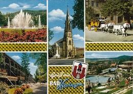 Bad Kissingen, Mehrbildkarte Ngl #G1295 - Unclassified