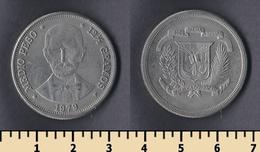 Dominicana 1/2 Peso 1979 - Dominikanische Rep.