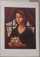 Petit Calendrier De Poche 1983 Peinture Bonamy La Fille Aux Primevères - Marly Le Roi - Formato Piccolo : 1981-90
