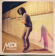 Medi - CD Single Promo - How Would You Do It - Edizioni Limitate