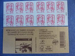 CARNET MARIANNE CIAPPA & KAWENA LP     N° 013 Date Basse 03.12.13 - Usados Corriente