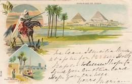 Pyramids , Egypt , 1901 - Pyramids