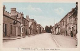 Visseiche Le Bourg Vers Rennes - Frankreich