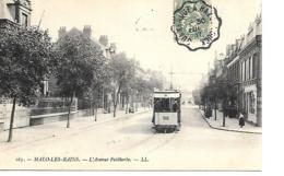 59 MALO LES BAINS AVENUE FAIDHERBE TRAMWAY - Malo Les Bains