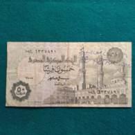 Egitto 50 Piastre - Egitto