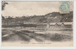56 - Hennebont -  Forges Et Bureaux De Kerglaw - Hennebont