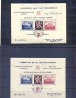 E50/E51  Postgaaf ** MNH  Zeer Mooi - Commemorative Labels