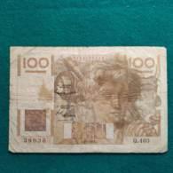 Francia 100 Francs 1972 - 1962-1997 ''Francs''