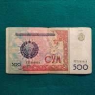 Uzbekistan 500 1999 - Uzbekistan