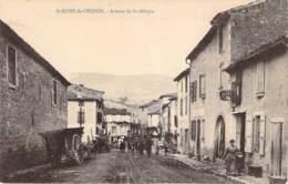 12 - St-Rome-de-Cernon - Avenue De St.-Afrique - Other Municipalities