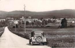 39 - St-Maurice - Vue Générale, Route De Clairvaux (automobile) - France