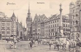 Allemagne - München - Marienplatz - Other