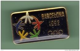 JO BARCELONA 1992 *** NOIR *** 2016 - Jeux Olympiques