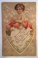 317 Vintage 1905 - Künstlerkarten