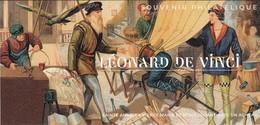 2019 Léonard De Vinci  ** Neuf Sous Blister - Souvenir Blocks