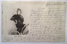 320   Clara Ward Anno 1902 - Ansichtskarten