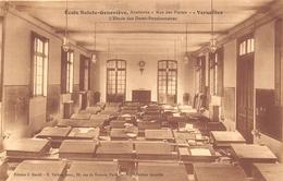 ¤¤  -   VERSAILLES   -  Ecole Sainte-Genviève - Ancienne Rue Des Postes  - L'Etude Des Demi-Pensionnaires   -  ¤¤ - Versailles