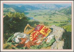 Exhibits From The Owain Glyndŵr Centre, Machynlleth, 1996 - J Arthur Dixon Postcard - Museum