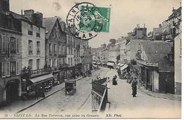 12/18      50   Saint-lo   Rue Torteron  (animations) - Saint Lo