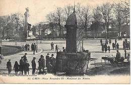 12/18      14   Caen    Place Alexandre III                (animations) - Caen