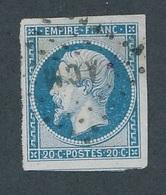 N-664: FRANCE: Lot N° 14 Obl  Camp Du Midi ACM  TB - 1853-1860 Napoléon III