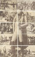NAPOLEON - Puzzle De 10 CPA  (1946 ASO) - Geschichte