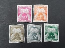 Taxe N° 90 à 94 Neuf **, état TTB - Postage Due