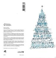 PORTUGAL - UNICEF - CTT Correios (Not Used) - Noël