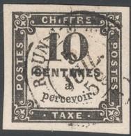 France Yvert Taxe 2A T.II Oblit. Grandes Marges Luxe! Cote EUR 60+ (numéro Du Lot 601 AA) - Taxes